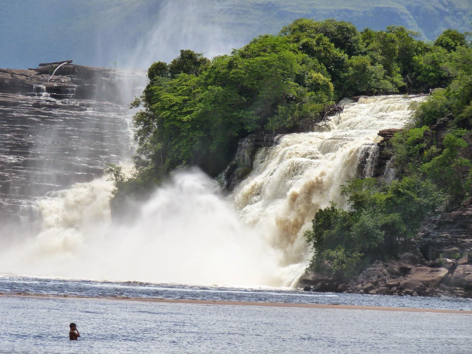 Cachoeira Venezuela