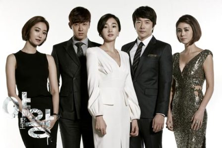Queen of Ambition (Yawang) Korean Drama