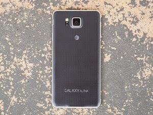 Samsung Galaxy Alpha Terbaru