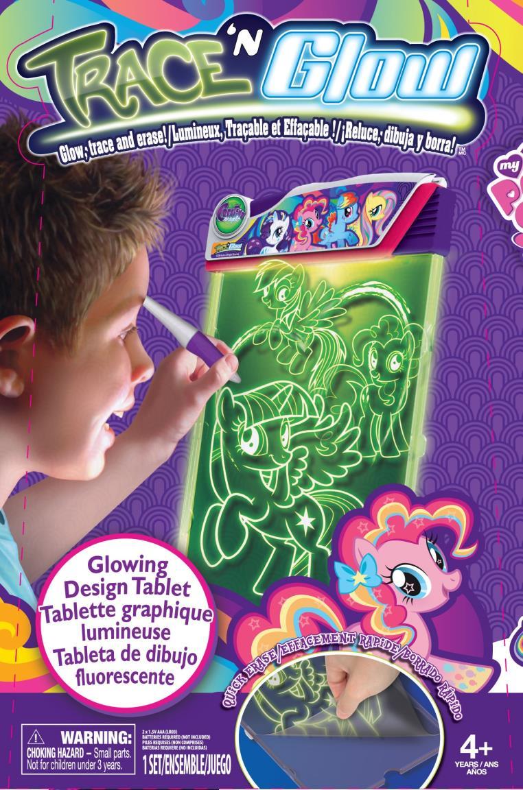 MLP Creative Magic Trace 'N Glow