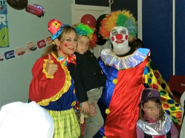 Carnaval en Café y Copas K'date