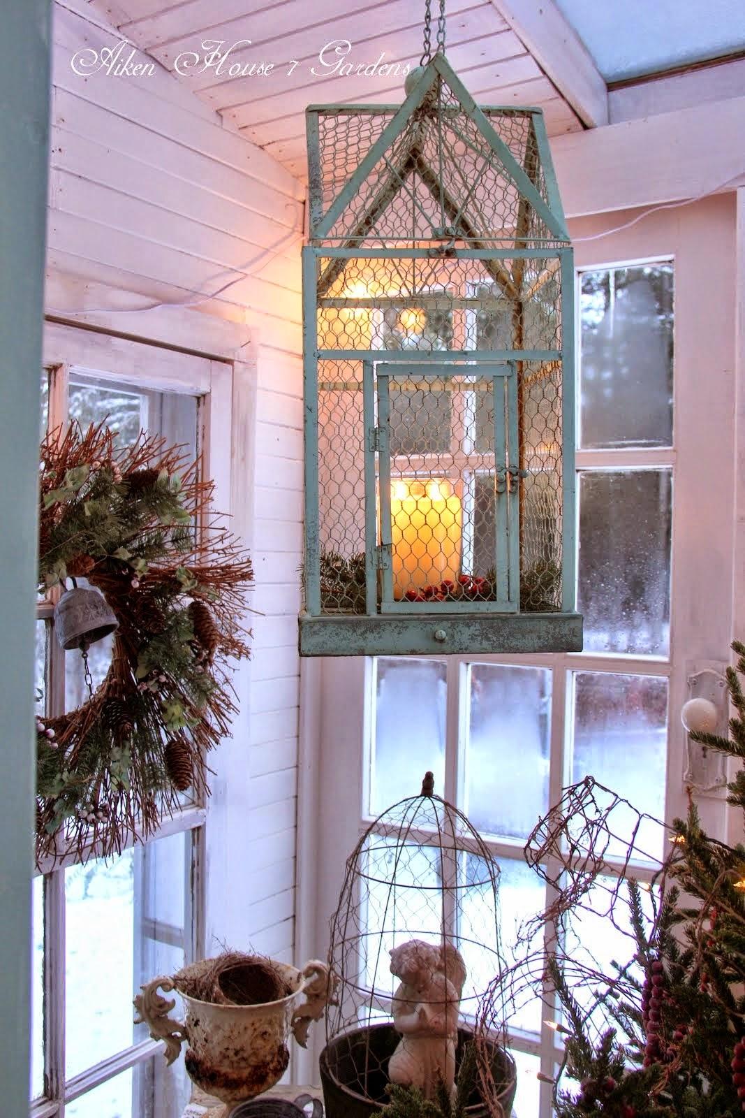 Moois en liefs kerstmis for Aiken house