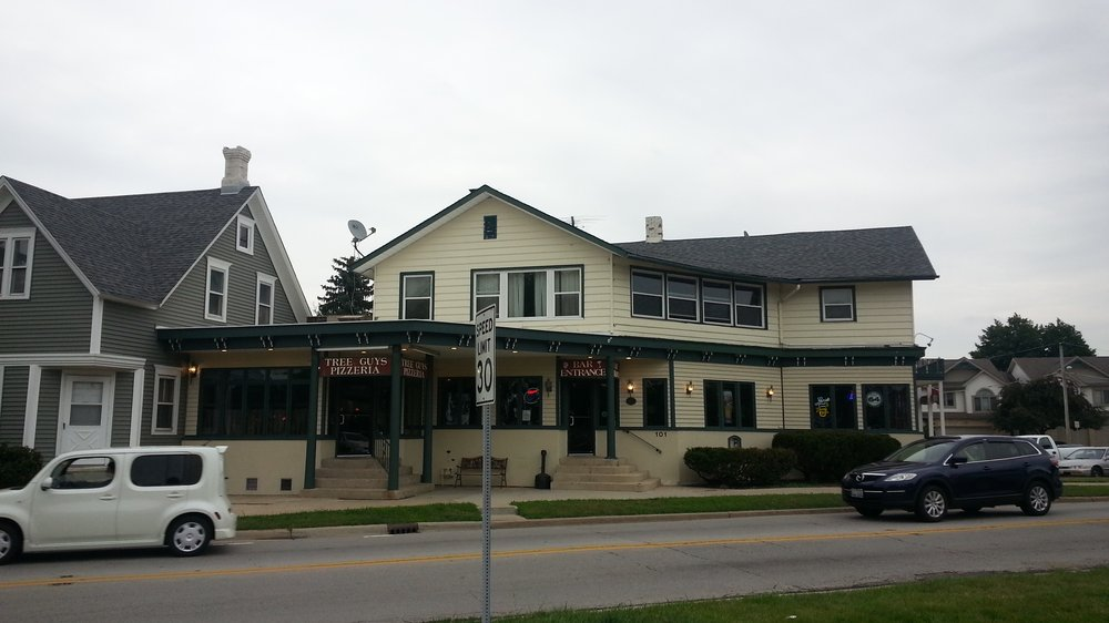 The Itasca Inn bar report