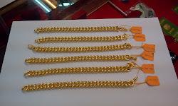 Emas Perhiasan 10g - 100g, 999.9
