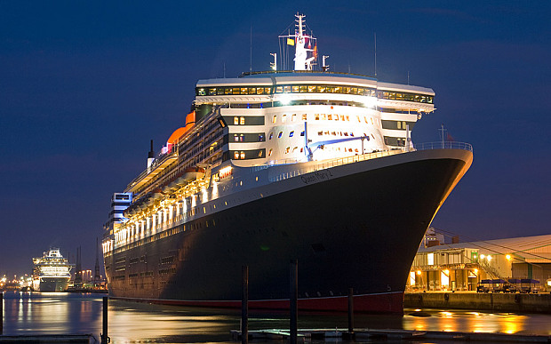 Cunard Redefines Buffet Dining on board Queen Mary 2