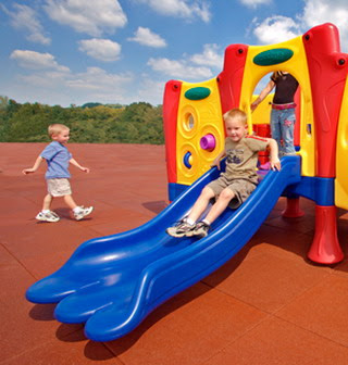 outdoor playground flooring,outdoor park Offers significant
