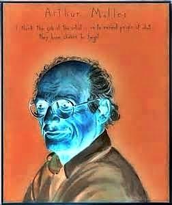 """El teatro no puede desaparecer porque es el único arte donde la humanidad se enfrenta a sí misma."""""""