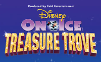 disney on ice: treasure trove announcement