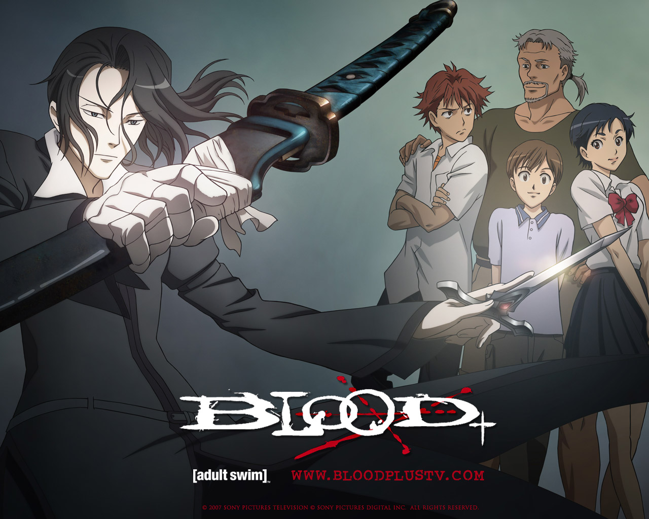 Blood+ 50/50 [Mp4] [Sub Español] [DF]