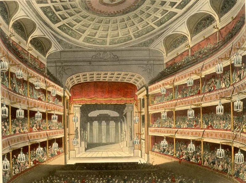 Covent Garden Theatre History Theatre Royal Covent Garden