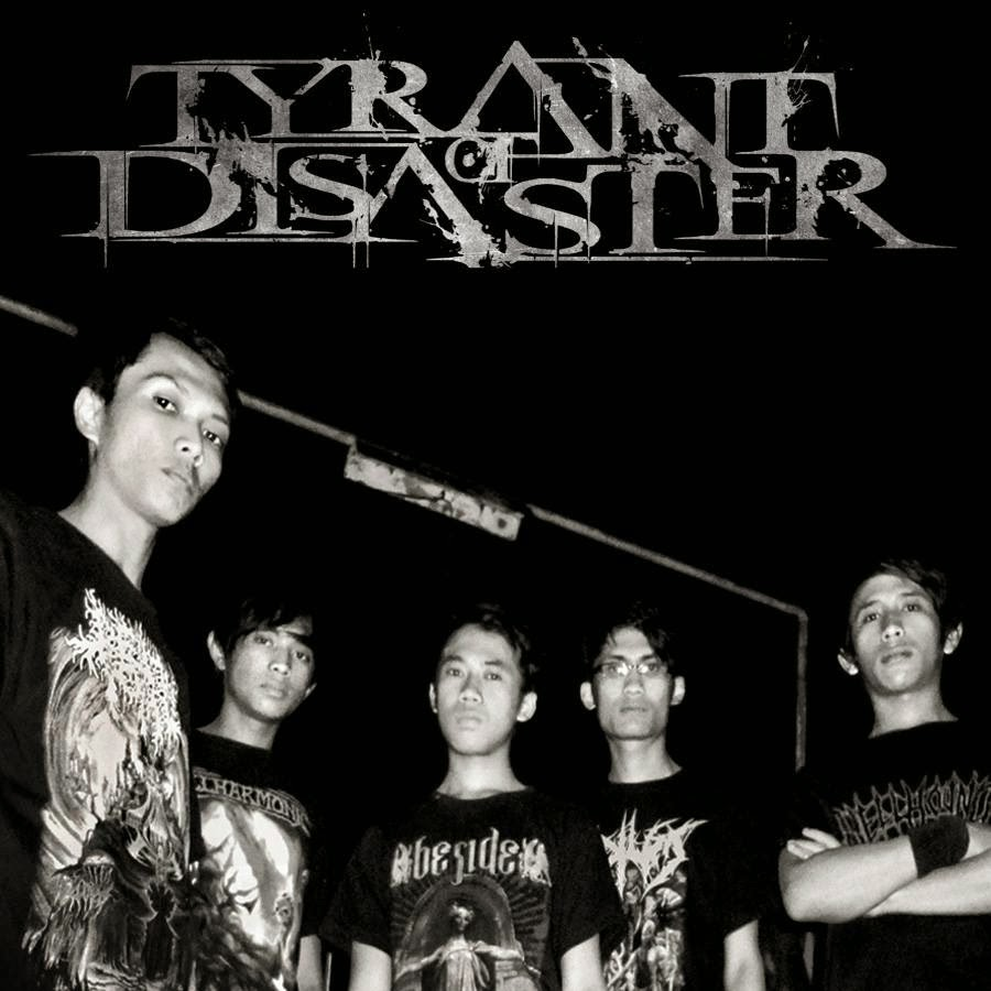 download mp3 Tyrant Of Disaster Band Melodic Death Metal Batu - Malang Foto personil logo artwork cover wallpaper