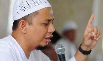 Ustadz Arifin Ilham Sebut Teror Sarinah Bukan Ajaran Islam