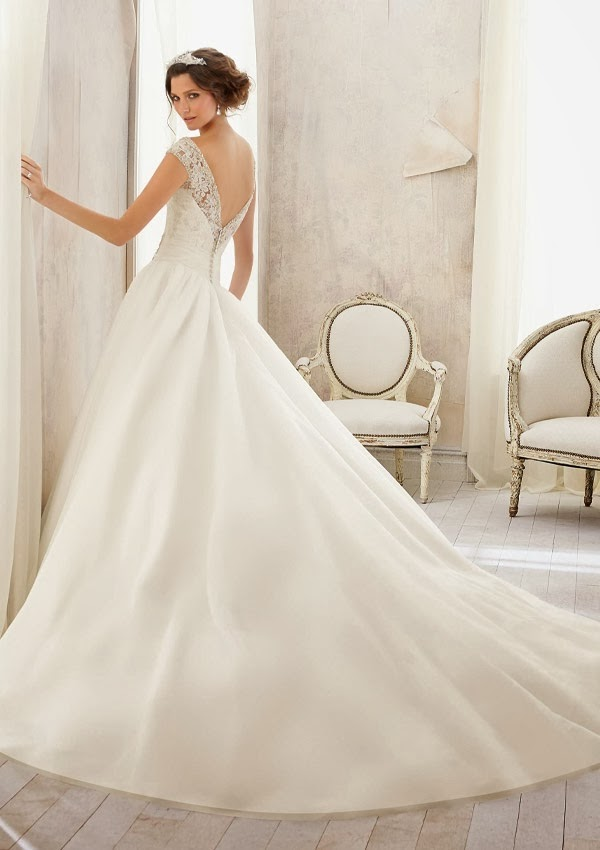 Blu by Mori Lee 2014 Fall Bridal Collection