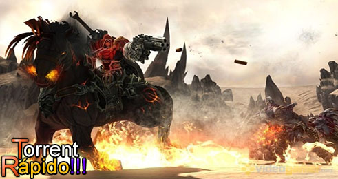 Download da Imagem do Game Darksiders 1 PC BY Torrent Rápido!!!