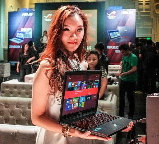 Laptop Terbaru Asus Ultrabook Zenbook