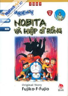 Doraemon – Nobita và Hiệp Sĩ Rồng