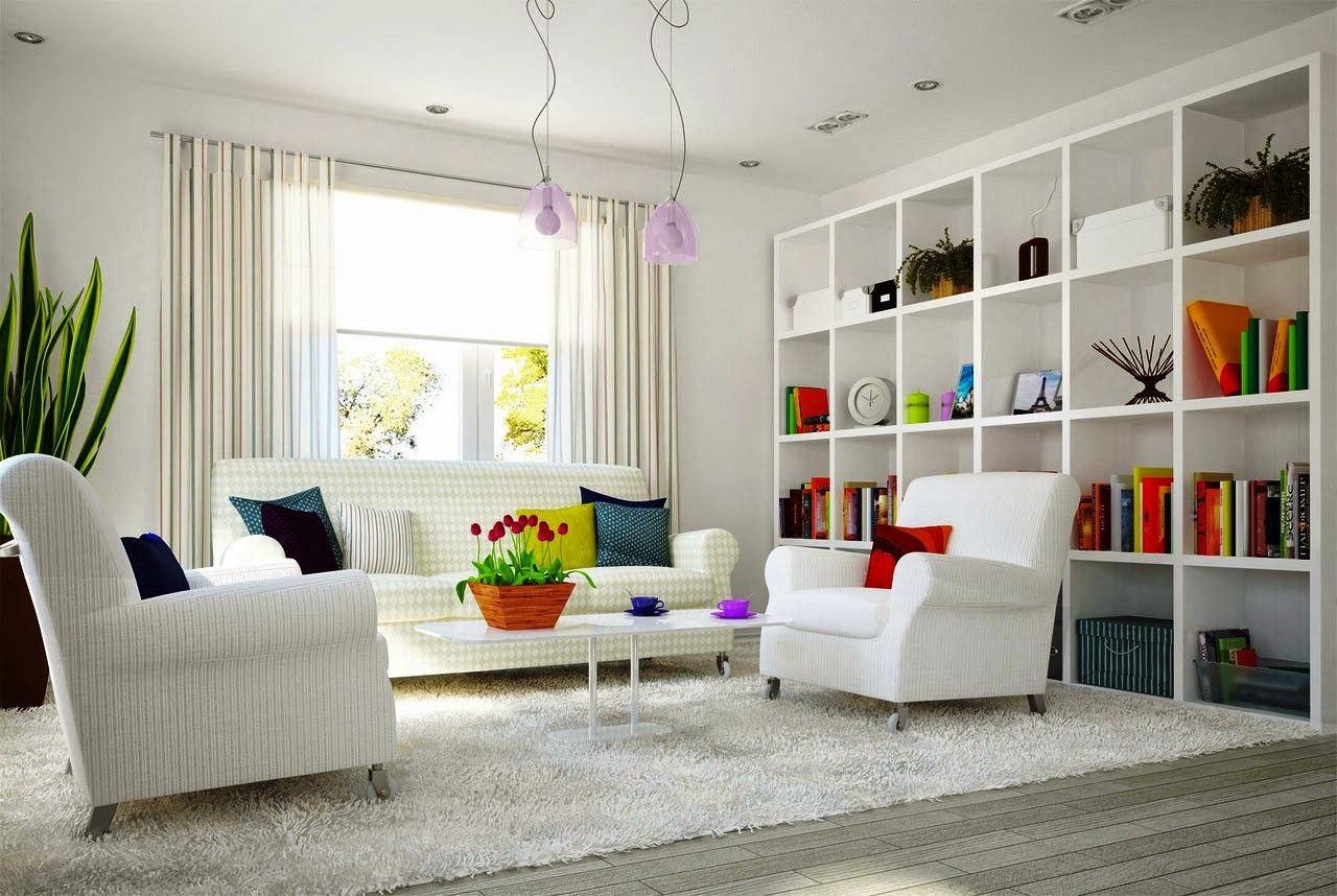 1 top - home decoration - interior design - art: famous interior ...
