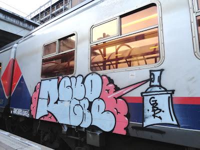 Reko gbr crew