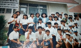 Alumni 1987 SMPN Karangloso Malang