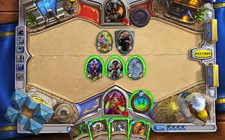 hearthstone heroes of warcraft artwork 3 Blizzcon 2013   Hearthstone: Heroes of Warcraft (iOS/OSX/PC)   Battle Artwork