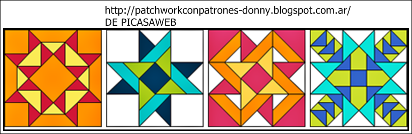 Patrones de patchwork gratis para descargar imagui - Patchwork para principiantes patrones ...