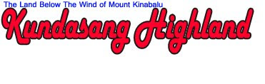 Kundasang Highland: The Land Below The Wind