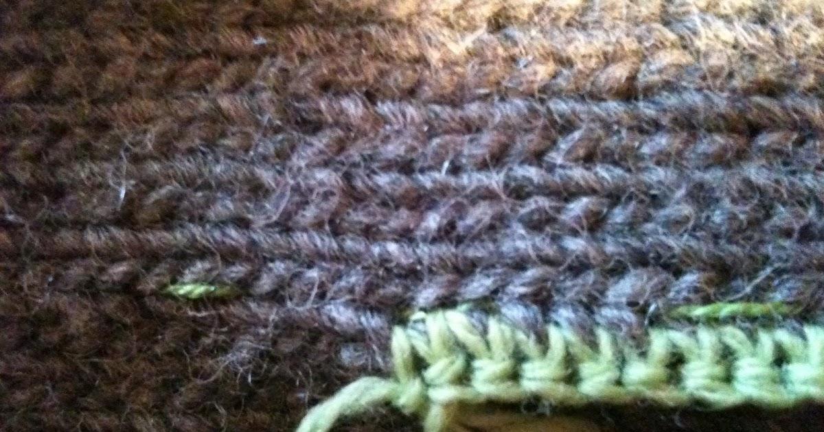 Knitting Or Crochet Better : Knit better socks crochet steeks
