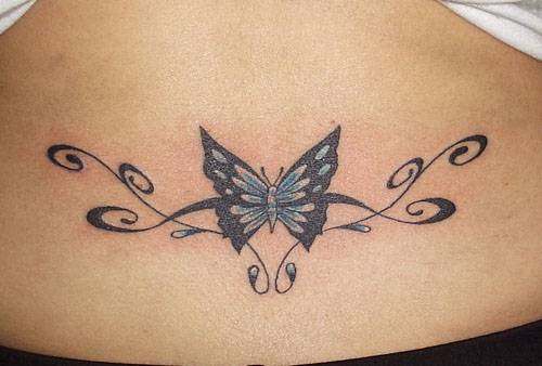 Tramp Stamp Design Ideas
