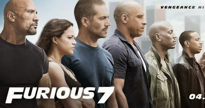 Pembuatan Film Fast & Furious 7 Menghancurkan 230 Mobil