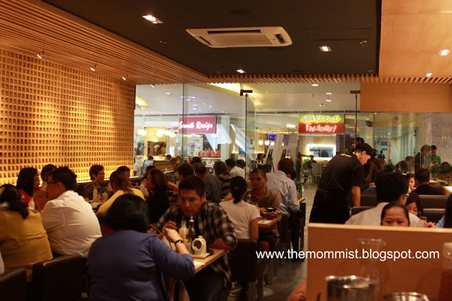 Packed house at Yabu House of Katsu Manila