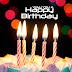 Happy Birthday Pictures: Happy Birthday Picture Candle