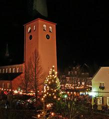 Weihnachtsmarkt Much