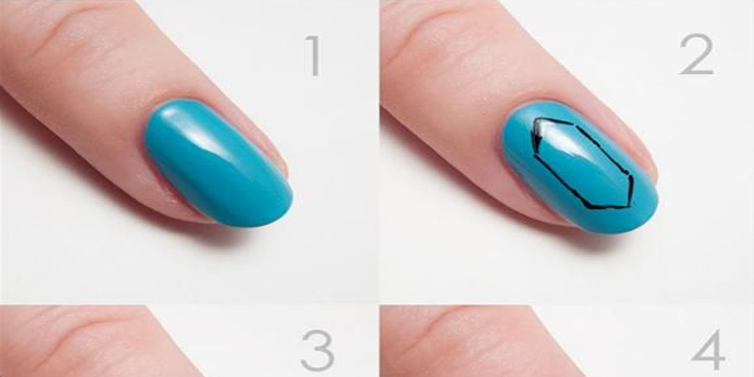 Pictures of nail art with gems amazing nail art ideas with pictures of nail art with gems easy gems nail art tutorial diy emaggy prinsesfo Gallery