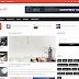 NewsBT Responsive - 3 Column News Blogger template