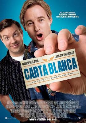 Carta Blanca – DVDRIP LATINO