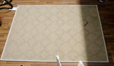 Jak zrobi dywan w geometryczne wzorki for Ikea tappeti grandi dimensioni