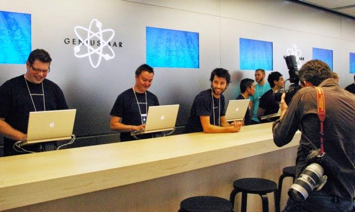 Apple's Genius Bar
