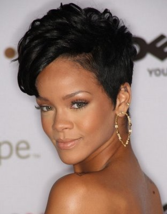 News Black Women Short Hair 2013 Styles