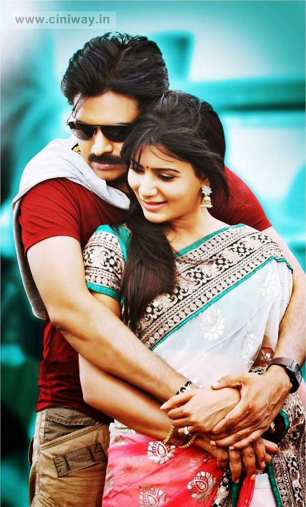 Samantha and Pawan Kalyan