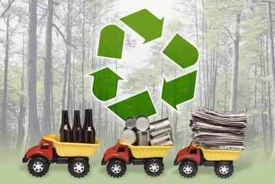 waste paper terminology