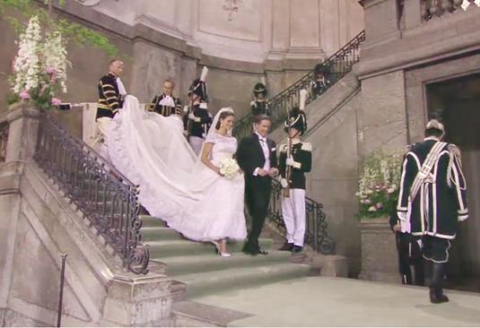 madeleines bröllop, cermonie flowers princess madeleine's wedding, cermonie flowers royal wedding princess madeleine