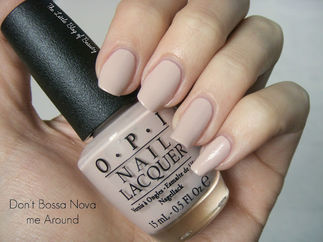 OPI Don't Bossa Nova me Around