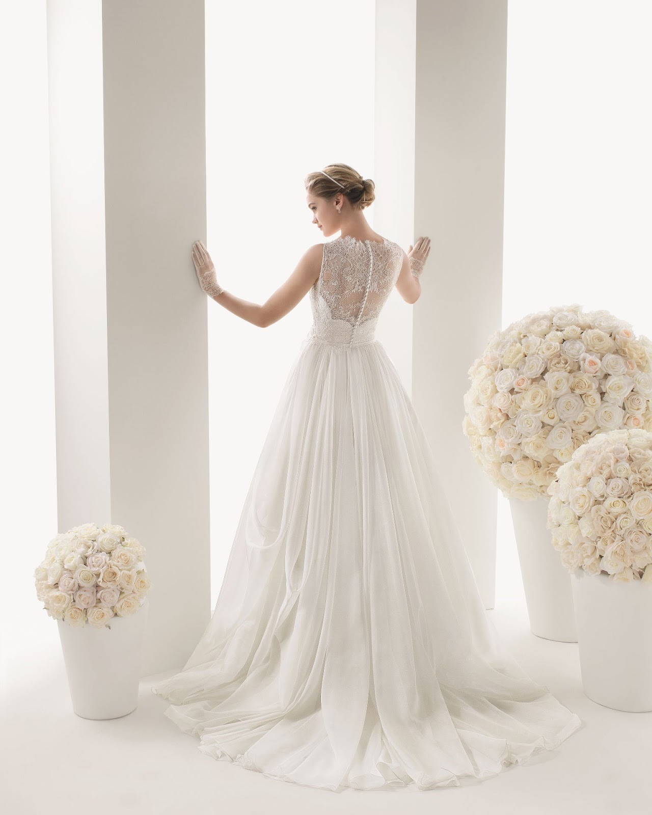 Two by Rosa Clara Spring 2014 Bridal Collection