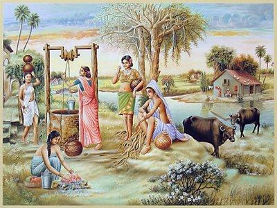 អណ្ដូងទឹក  water well giếng nước long phú
