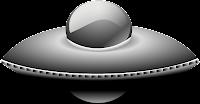 Foto Penampakan UFO dari Pesawat