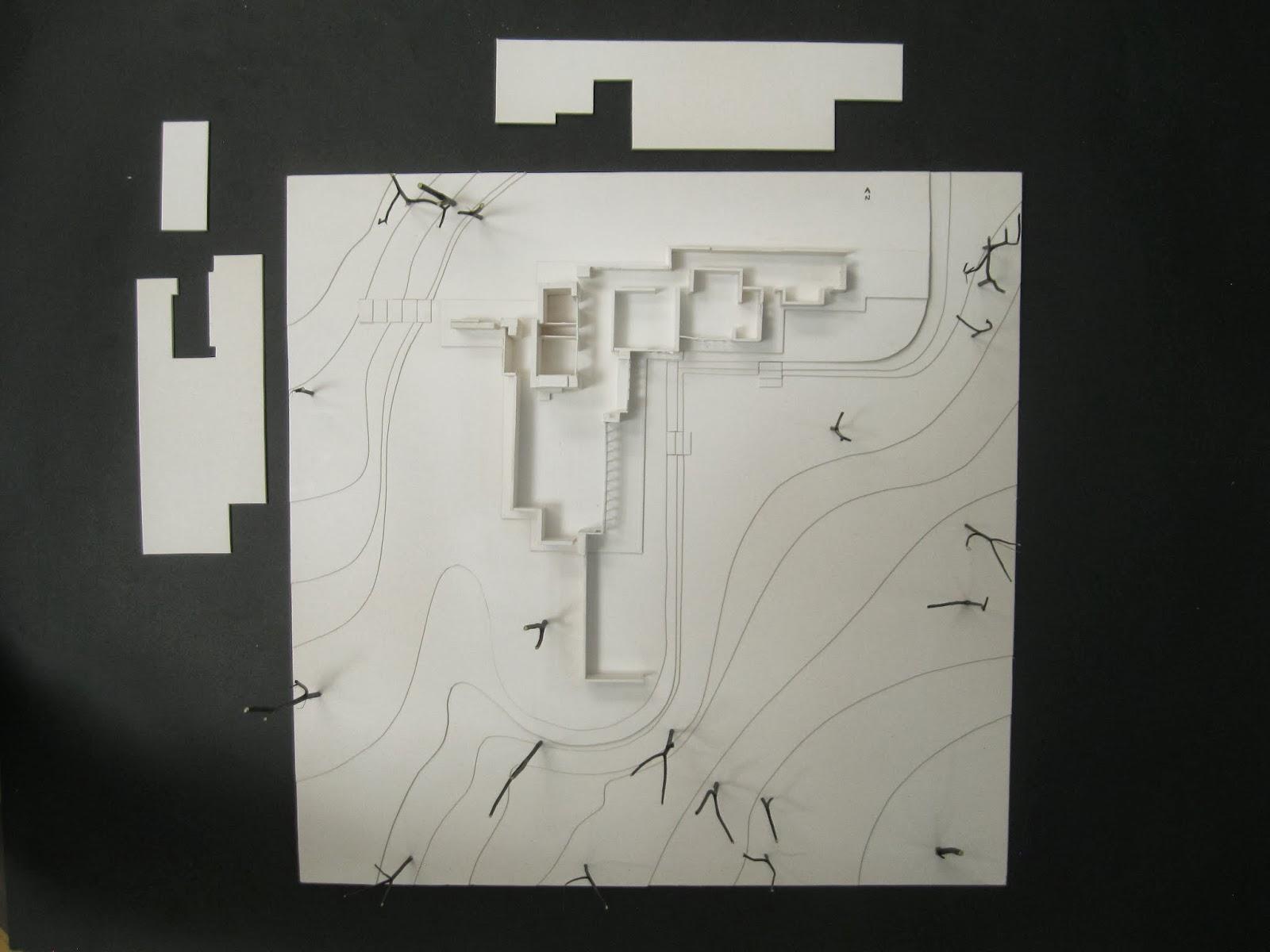 Historia de la arquitectura moderna casa jacobs 1 frank for Historia de la arquitectura moderna