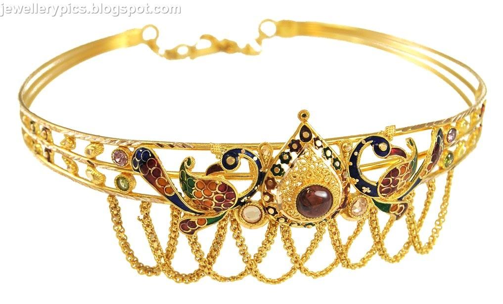 2013 Latest Gold Armlet Designs Latest Jewellery Designs