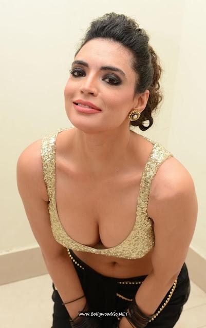 Shweta Bhardwaj at Adda Movie Audio Launch Event indianudesi.com