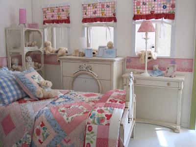 decorar habitación para niñas