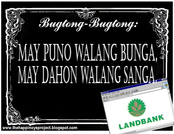 Bugtong Na May Sagot http://thehappinoysproject.blogspot.com/2012/05